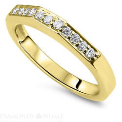Solitaire With Accent 1.8 Tcw Diamond Enhanced Ring Yellow Gold Si1/d Round