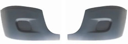 Freightliner Cascadia Corner Bumper Covers -without Hole- Set 2008+ /pickup Only