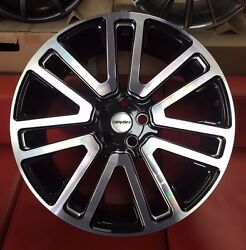 4x 22 Fully Forged Alloy Wheels 5x120 Fits Range Rover Vogue Sport Discovery