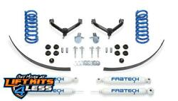 Fabtech K2109 2.5 Lift Kit W/coil Spring Front For 1998-2008 Ford Ranger 2wd