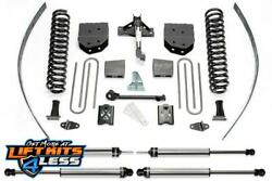 Fabtech 20392dl 8 Basic Sys W/dirt Logic Ss Shocks For 2005-2007 Ford F-350 4wd