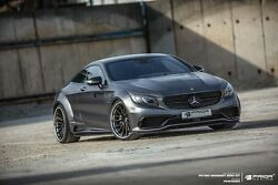 PD75SC Widebody Aerodynamic-Kit for Mercedes S-Class Coupe