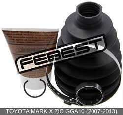 Boot Outer Cv Joint Kit 90x114x27 For Toyota Mark X Zio Gga10 2007-2013