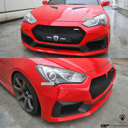 M&S Ghost Shadow Series Front Body Kit Bumper for Hyundai Genesis Coupe 2013+