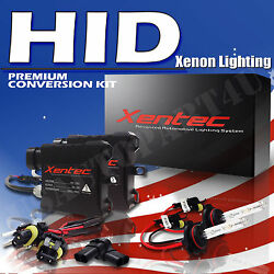 Yzf R1 R6 Yamaha Motorcycle Bike Xentec Conversion Hid Kit H4 9003 H7 All Color