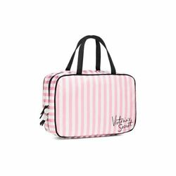 Victoria's Secret Cosmetic Case Bag Travel Luggage Hanging Luxury Unique