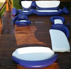 98-99 Seadoo Sportster 1800 Custom Seat Cover 23 Pc Kit Any Color