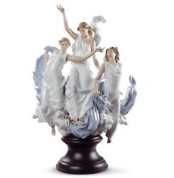 LLADRO Limited Edition  LARGE 01008773  CELEBRATION OF SPRING 8773 NEW IN A BOX