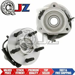 [frontqty.2] Hub For 2001-2002 Ford Explorer Sport Trac 4wd W/5-lugs Pattern