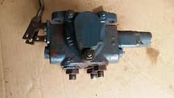 Used Control Valve Assembly 76611-36210 For Kubota Tractor F2100