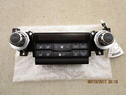14 - 17 TOYOTA 4RUNNER LIMITED 4.0L V6 AC HEATER CLIMATE TEMPERATURE CONTROL