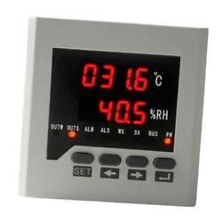 Digital Display Humidity Temperature Controller for Greenhouse 80mmx80mm