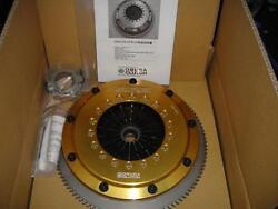Orc Silent Type 309 Series Single Plate Clutch Kit For Ae101 4a-ge 20 Valve