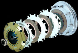 Orc 1000 Series Triple Plate Clutch Kit For Jzx110 1jz-gte Vvt-i