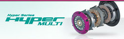 Exedy Triple Plate Clutch For Lancer Evolution Ixct9a 4g63 Mivecmm022sd