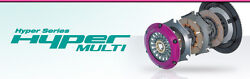 Exedy Twin Plate Clutch For Legacy Libertybe5 Ej208fm012sd