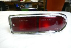 Ferrari 330 Gt/ Gtc/ Gts 1963-1968 Complete Tail Light Set - Excellent Condition