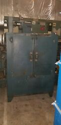Grieve Model #: HB-500 Gas Fired Industrial Oven 38