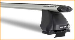 Rhino Vortex 2 Bar Roof Rack for LEXUS CT JA5787