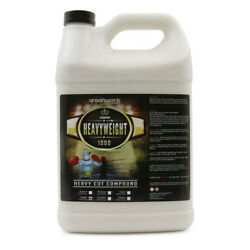 Car Rubbing Compound Heavy Duty Scratch And Swirl Mark Removal Oxidation