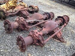 M26 G-160 Pacific 6x6 Tractor Dragon Wagon Front Axle, Used, From Wwii