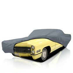 Semi Custom Fit Car Cover For Ford Pinto Coupe 1976 1977