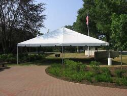 30x30' tent Traditional Commercial Frame Party Event Tent George Maser