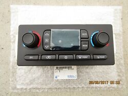 03 04 CHEVY TRAILBLAZER AC HEATER CLIMATE TEMPERATURE CONTROL BRAND NEW