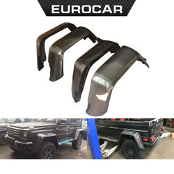 BENZ G CLASS W463 fender for G500 G63 4x4 Carbon fender flares fender ducts