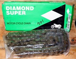 Diamond India Super Motorcycle Roller Chain 530 X 106