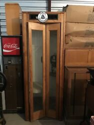 Authentic Bell Telephone Booth, Mid-century, Rare Find