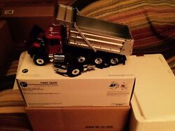 First Gear 134 Scale Diecast Model Trucks Sill Sell Indivially As Well