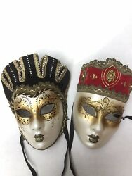 Pair of masquerade Masks