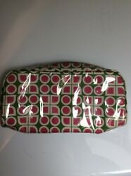 Kate spade cosmetic bag pre owned multi colored US4 $15.00