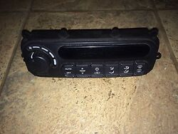 CHRYSLER 300M HEAT HEATER AC AIR AIRCONDITIONER CLIMATE TEMP CONTROL SWITCH 2000