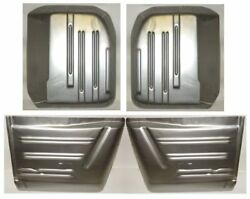 Floor Pans Chevy Impala 1959-1960 Front And Rear