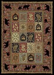 Masters Lodge Cabin Rug Various Sizes And Shapes With Free Shipping