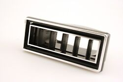 In-dash Rectangular Vent Ac Heat For Aftermarket Air Conditioning Hot Rods