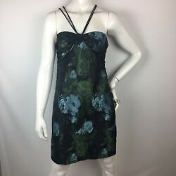 Studio M Evening Cocktail Dress Criss Cross Juniors Size Medium Party NEW $19.99