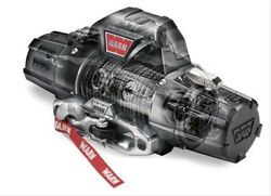 Warn Zeon 10 Series Winch And Remote 10000 Lbs 12 Volt 88990 Ships Free