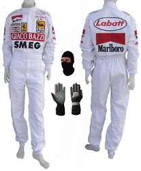 Go Kart Race Suit Cik Fia Level 2 Free Gifts Included