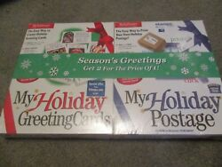 My Holiday Postage And Greeting Card Software Windows 98+