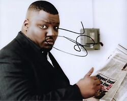 Gfa Madtv Comedian Star Aries Spears Signed Autographed 8x10 Photo Mh3 Coa