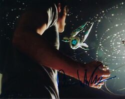 Gfa Max Steel Ben Winchell Signed Autographed 8x10 Photo Mh3 Coa
