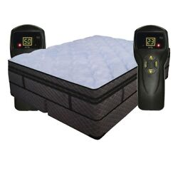~ SPLIT CAL KING ~ PRODIGY SLEEP AIR ADJUSTABLE BED 50 NUMBER REMOTE CONTROL