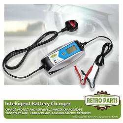 Smart Automatic Battery Charger For Bmw Z3. Inteligent 5 Stage