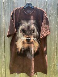 NEW The Mountain Yorkshire Terrier Dog Puppy Unisex Adult T-Shirt-Clearance