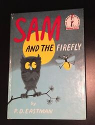 Sam and the Firefly Hardcover Like New Retail-size Seuss Beg Bk by PD Eastman