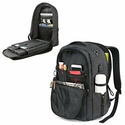 Laptop Backpack for Men Women Anti Theft TSA Business Laptop Bag with USB Charg