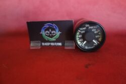 Beechcraft Hickok Electrical Oil Temp And Pressure Indicator Pn 563-100